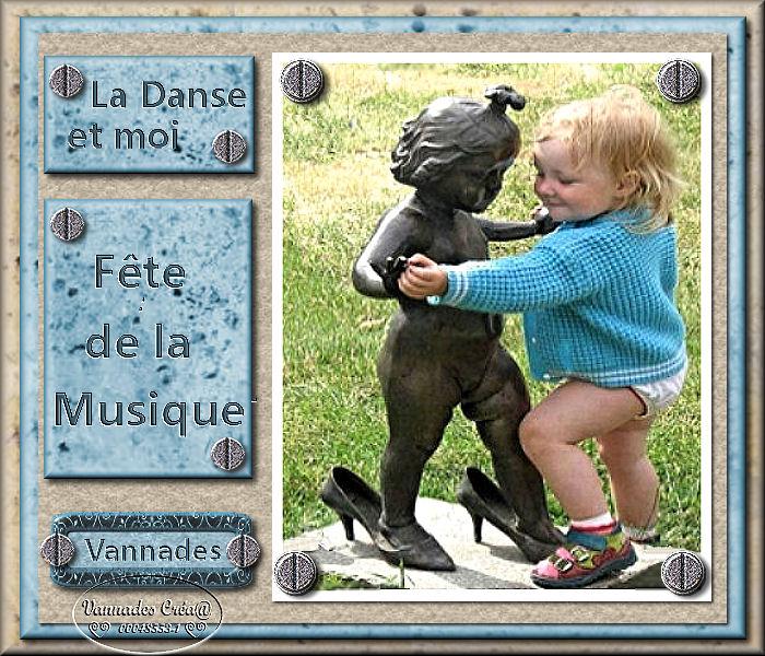 """41 """"La danse et moi """" tuto de vannades cré@ 68006241Ladanseetmoi"""