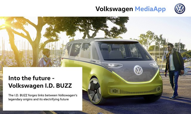 Volkswagen MediaApp – les informations produit en ligne 680474DB2017AL00422small