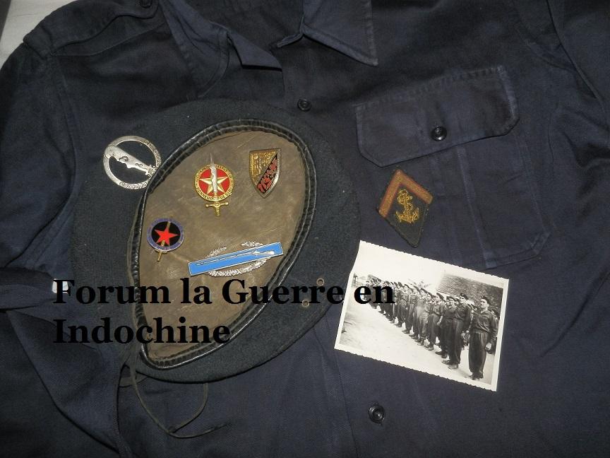 Sergent René CHEVALIER Commando Nord Vietnam N°15 MPLF 30/6/1953 681115P9270007