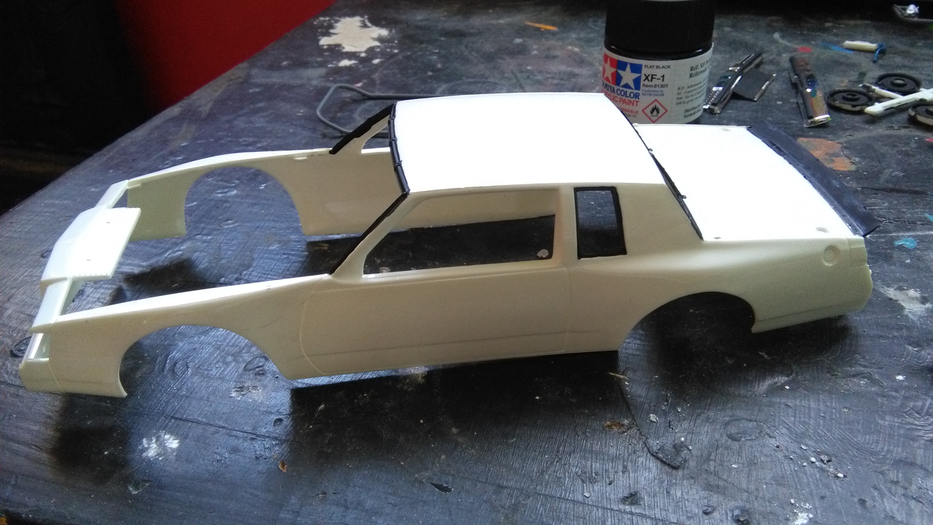 Buick Regal 1982 #52 Jimmy Means Broadway motor  681390IMG20170212151636