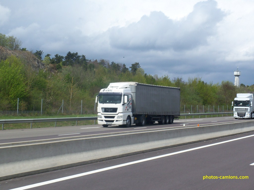 Diebel Spedition (Kassel),transporteur pour DPD (Dynamic Parcel Distribution) 6814841009804Copier