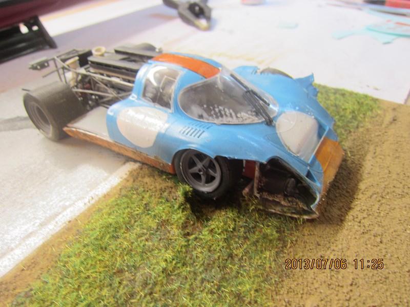 """Porsche 917 n°20 Film """"Le Mans """" 681634IMG1127Copier"""