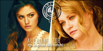 [Hasard] He who fears death dies every time he thinks of it - Catalina & Zoé (J6) 681795dchirant