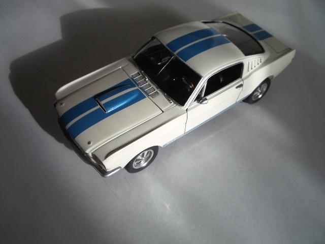 mustang shelby 350 GT 1965  kit monogram 1/24 . 682401IMGP3097