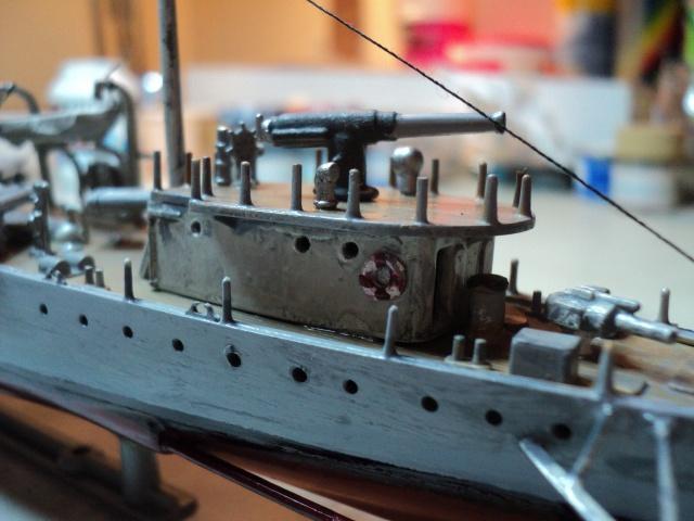 HMS Campbeltown 1/240 Revell 682631DSC01316
