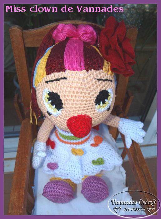 """Ma """"Miss Clown"""" 683323Missclowndevannades"""
