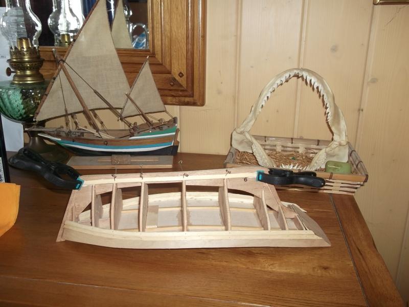 la Marie-jeanne de billing boats au 1/50 6833484981