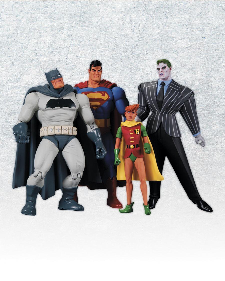 [DC Collectibles] Batman The Dark Knight Returns - Action Figure 4-pack 683880dcsolicitsdecembertoys4