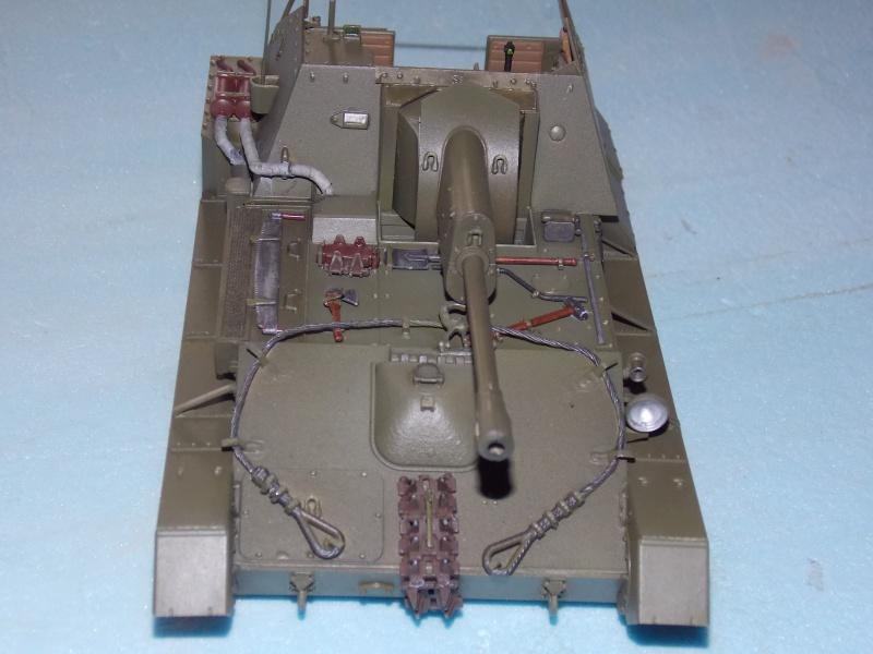 SU 76 M Tamiya et ruine Verlinden 1/35 - Page 4 683927DSCN4366