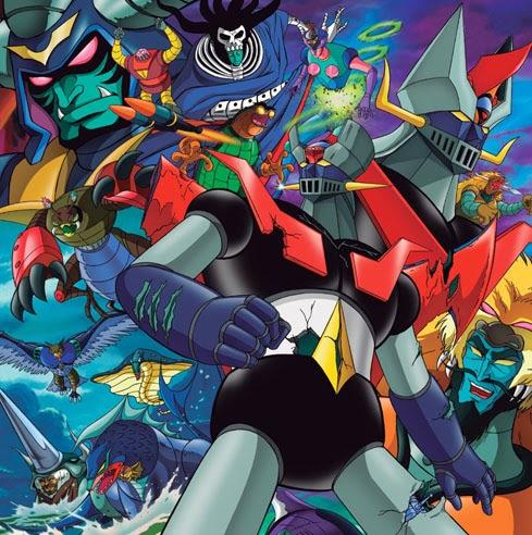 Collection des films Mazinger (2) : Mazinger Z contre le Général Dark 684151latest