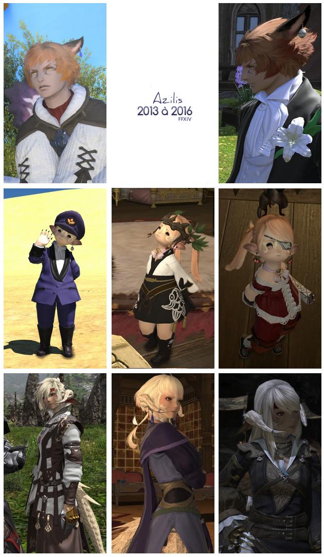 L'évolution de votre personnage FFXIV 684254azidepuis2013