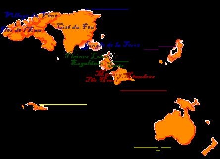 Cartographie Basique 684328cartemonde