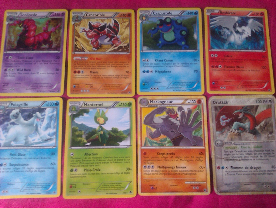 Cartes Pokémon (Boosters, Echanges...) 684657IMAG0956