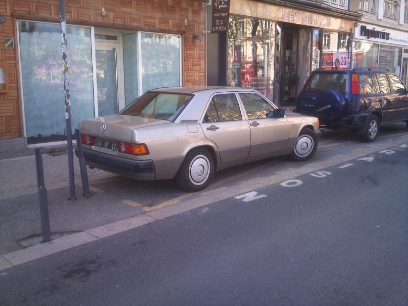 Mercedes 190 1.8 BVA, mon nouveau dailly - Page 5 684810DSC2298
