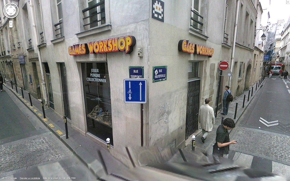 Les Centres Hobby Games Workshop en France et à travers le monde 685495CHGWparis6me