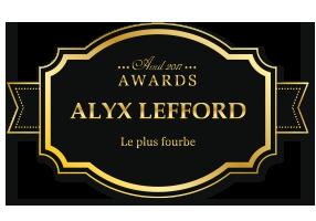 Awards résultats 685889awardsfourbe