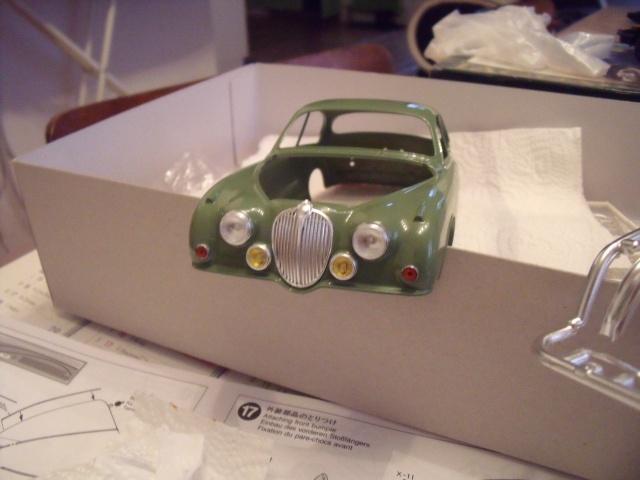 Jaguar MKII Saloon de Léopold Saroyan dans le Corniaud - Page 2 686129DSCF75951