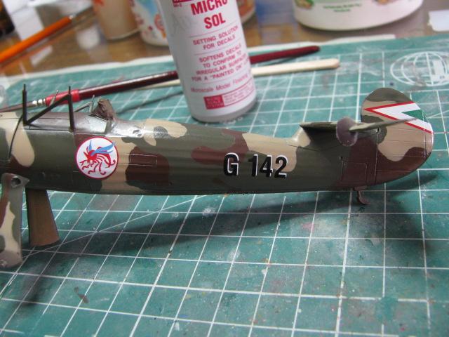 FW-56 Stösser 1/48 Historic Plastic Models ...terminé! - Page 2 687959IMG2758