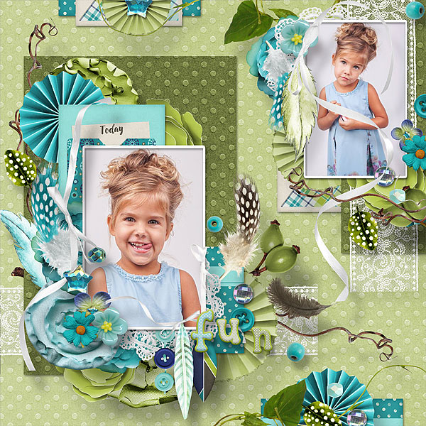 Véro - MAJ 02/03/17 - Spring has sprung ...  - $1 per pack  - Page 10 688517Irene