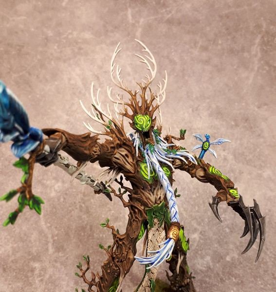 Armée Elfes sylvains - Tree Revenants 688734Treeman14