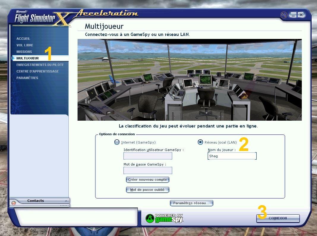 Comment rentrer dans une session à l'aide d'une IP 690453961