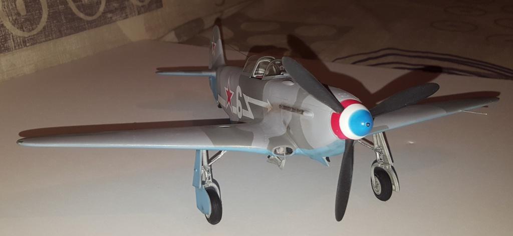 YAK 3 - Normandie Niemen 1/32 Special Hobby - Page 3 69071020161106201240
