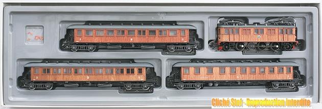 Les machines D/Da/Dm/Dm3 (base 1C1) des chemins de fer suèdois (SJ) 691229Mrklin2870woodenlocomotiveandcoachesR