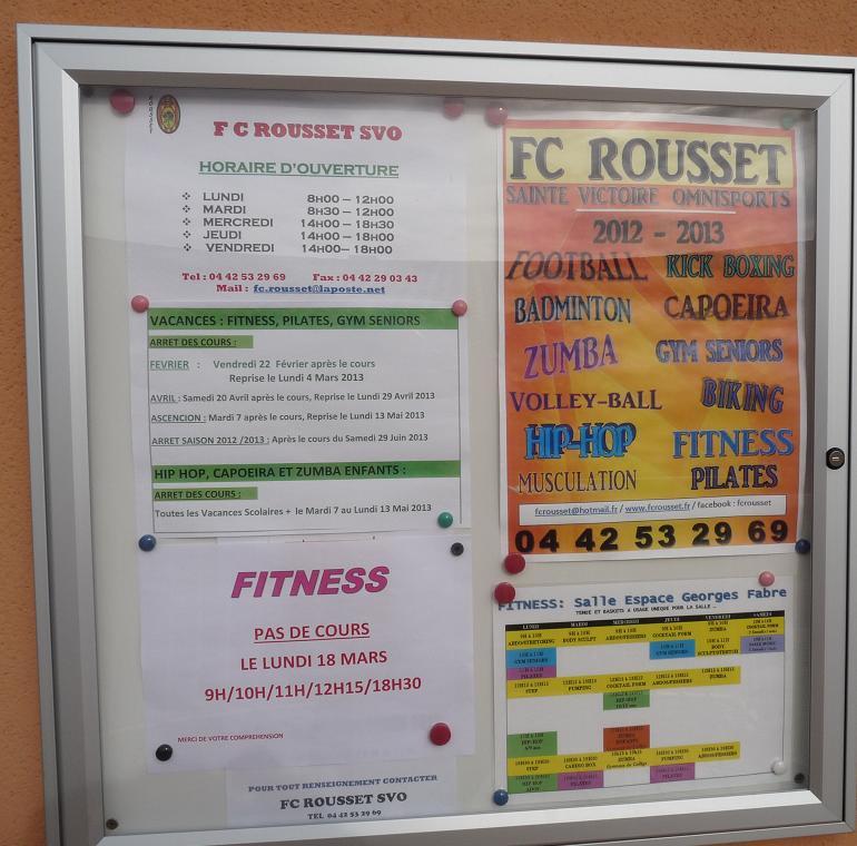"""LA SAINTE VICTOIRE DONNERA AU FC ROUSSET FOOT UN AVENIR """"SACREMENT """" GLORIEUX ! - Page 2 691238P1310408"""