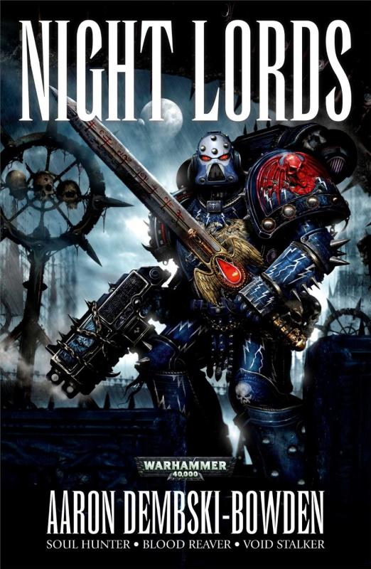 Night Lords: The Omnibus d'Aaron Dembski-Bowden 69213881oPmUKj4iLSL1500