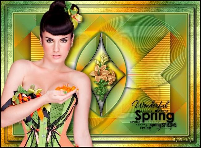 N° 3 Manany Tutorial Wonderful Spring 692247TRABAJOTUTORIALEXTERNOP6