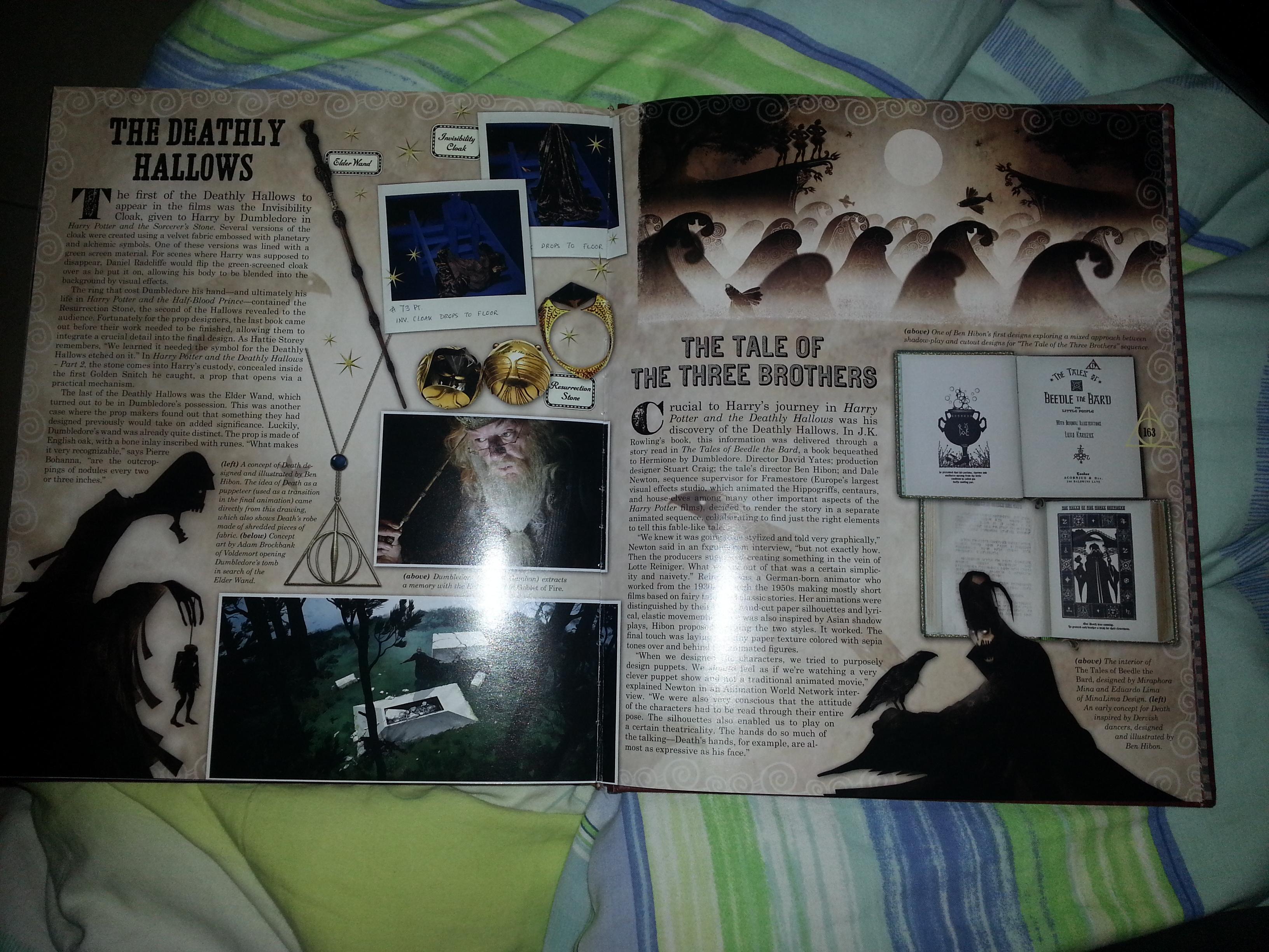 """Livre """"La magie des films 2"""" - Page 2 69260620121105183434"""