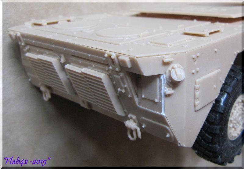 AMX 10 RCR - Tiger Model - 1/35ème 693047Joint1