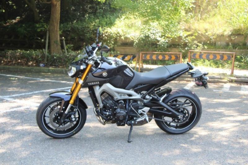 Photos de toutes les Yamaha MT-09 du forum ! :) 693519YVietfab
