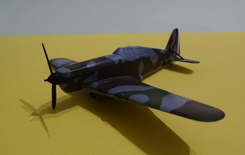 Morane Saulnier MS 406 GC I/2 Damblain Sgt Antoni Beda Avril 1940 693700DSC01377