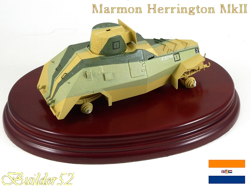 Marmon Herrington Mk.II - Grèce 1941 - IBG 1/35 694298P1040864
