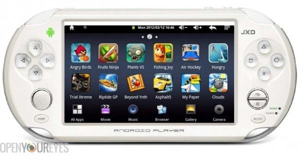 Présentation des consoles Android 694509390110newjxds5110minitascabileretrogameconsoleemulatoretouchscreenandroidmame