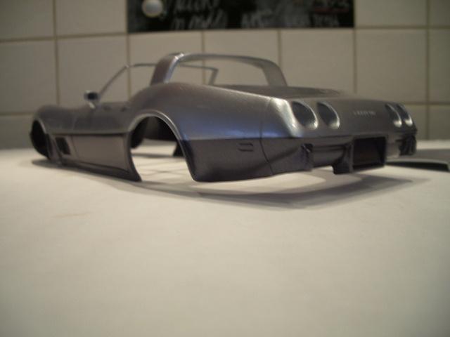 chevrolet corvette 25 th anniversary de 1978 au 1/16 - Page 2 694635IMGP8873