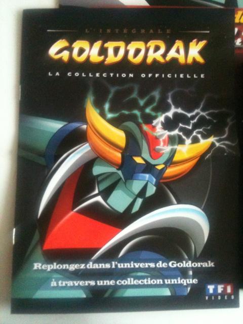 Collection Goldorak DVD. 694648IMG2957