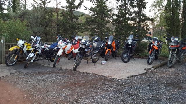 Hard Hérault Tour 2016 : la balade à BUBU, des pistes de mort pour la Toussaint ! 694941HHT4