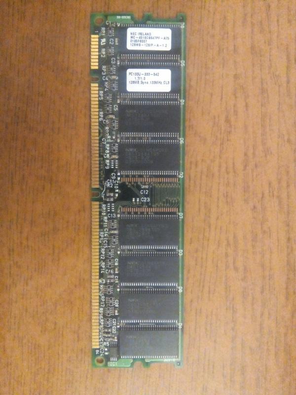 Windows 98 et après, ou comment ressusciter un vieux PC 694983barette8