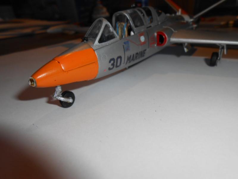 Fouga CM170 1/48 par Lionel45 - Page 5 694986fog027