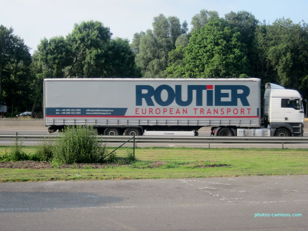 Routier European Transport