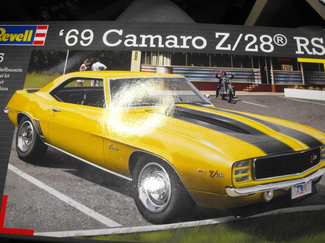 Camaro z28 RS 69' Orange juice 696069camaro12