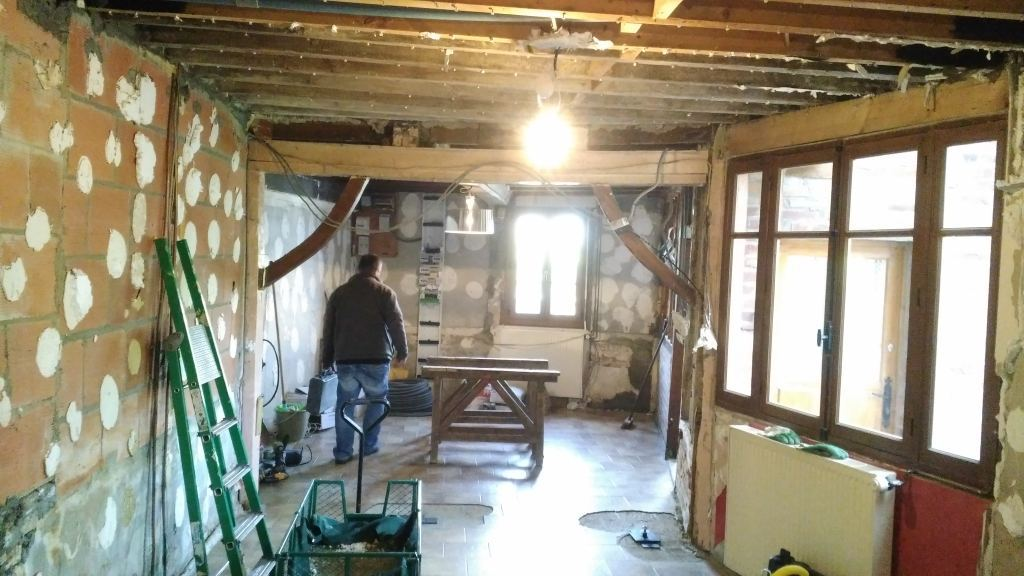 Rénovation intérieur totale ... 69702216