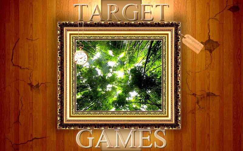 ❧ Target Games.
