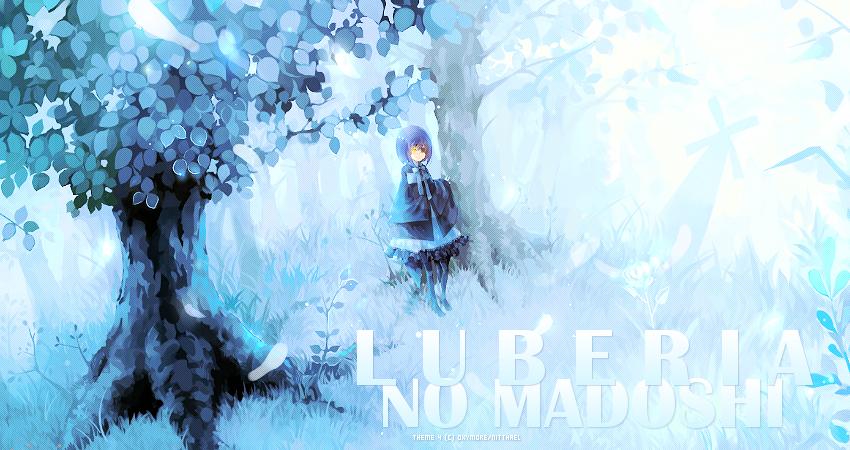 Luberia No Madôshi