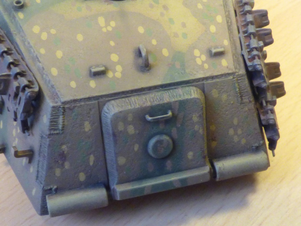 tiger - King Tiger Sd.Kfz.182 Henschel Turret Takom 1/35 698569P1060475Copier