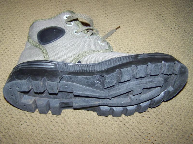 Chaussures de brousse françaises 6987021008696