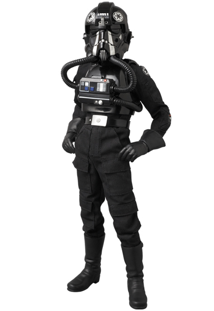 "STAR WARS - TIE-FIGHTER PILOT(TM) (Black 3 ""Backstabber"") - (RAH 631) 6987110524rahtie8301"
