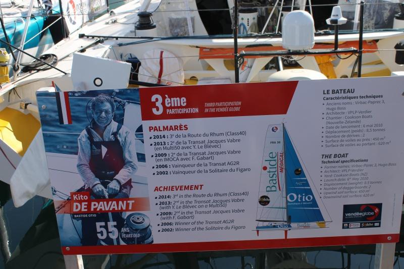 Visite du village et du ponton du Vendée Globe le 25/10/16 699265IMG4559